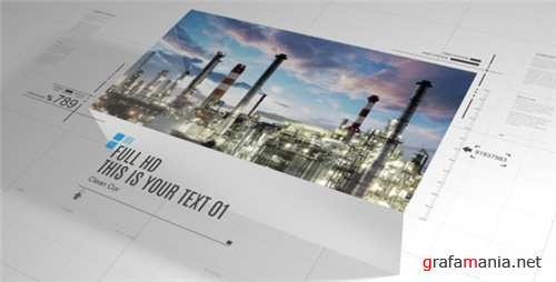 Clean Corporate Slideshow 20790728 - After Effects Project (Videohive)