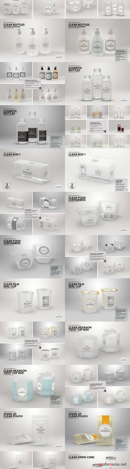 04 Clear Container Packaging MockUps - 2062006