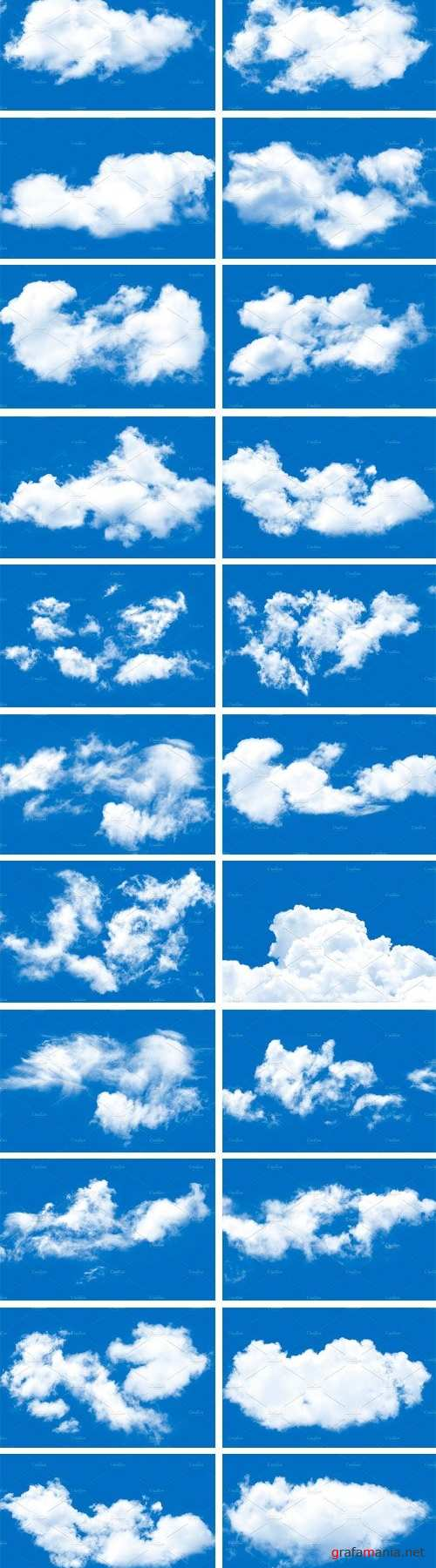 Clouds Brushes - 2165569