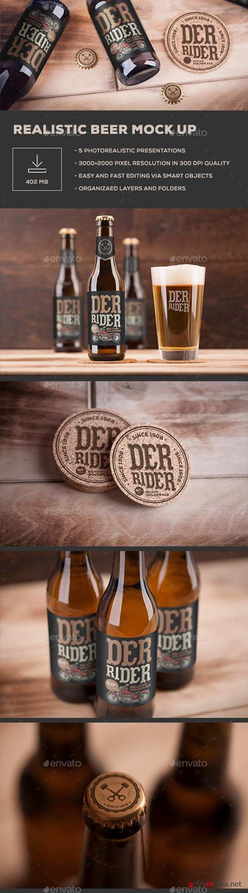 Beer Mock up 21245766