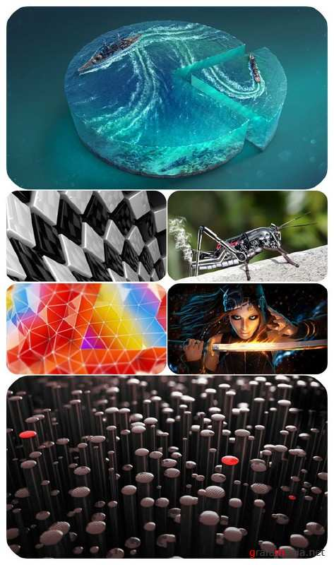 Wallpaper pack - Computer Graphics 29