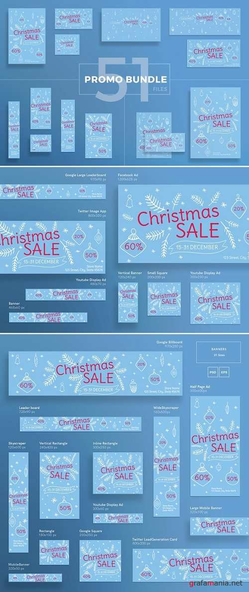 Promo Bundle | Christmas Sale - 2085535