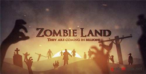 Zombie Land - After Effects Project (Videohive)