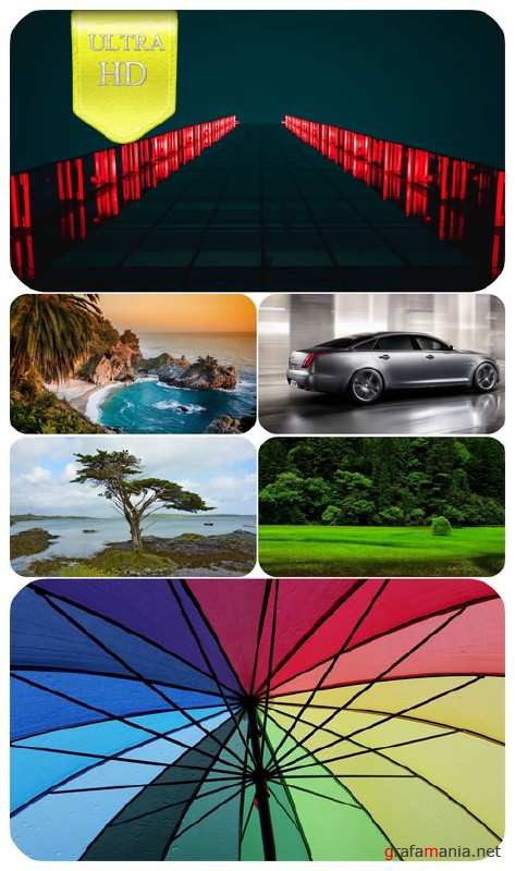 Ultra HD 3840x2160 Wallpaper Pack 250