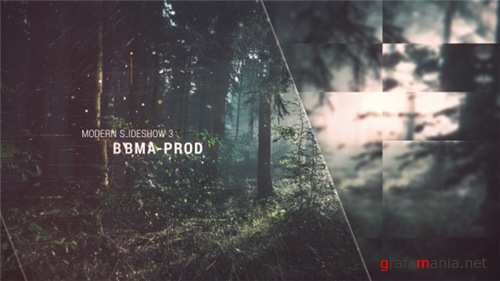 Modern Slideshow 3 - After Effects Project (Videohive)