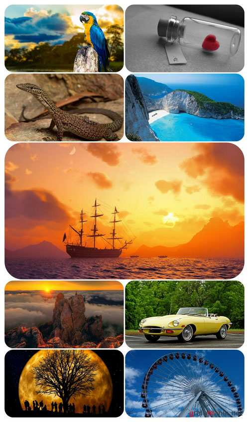 Beautiful Mixed Wallpapers Pack 678