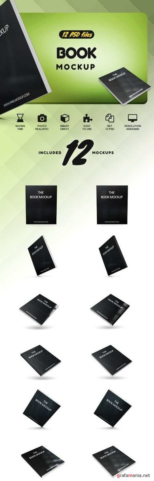 Student Book Mock-up 2085775