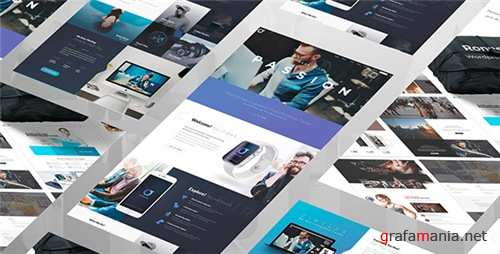 Website Presentation 21050362 - After Effects Project (Videohive)