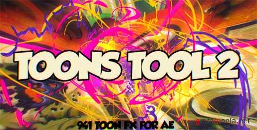 Toons Tool 2 (FX Kit) - After Effects Project (Videohive)