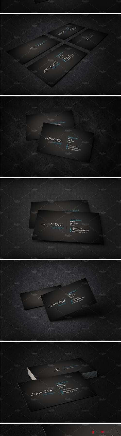 Business Card Mockup - 2181562