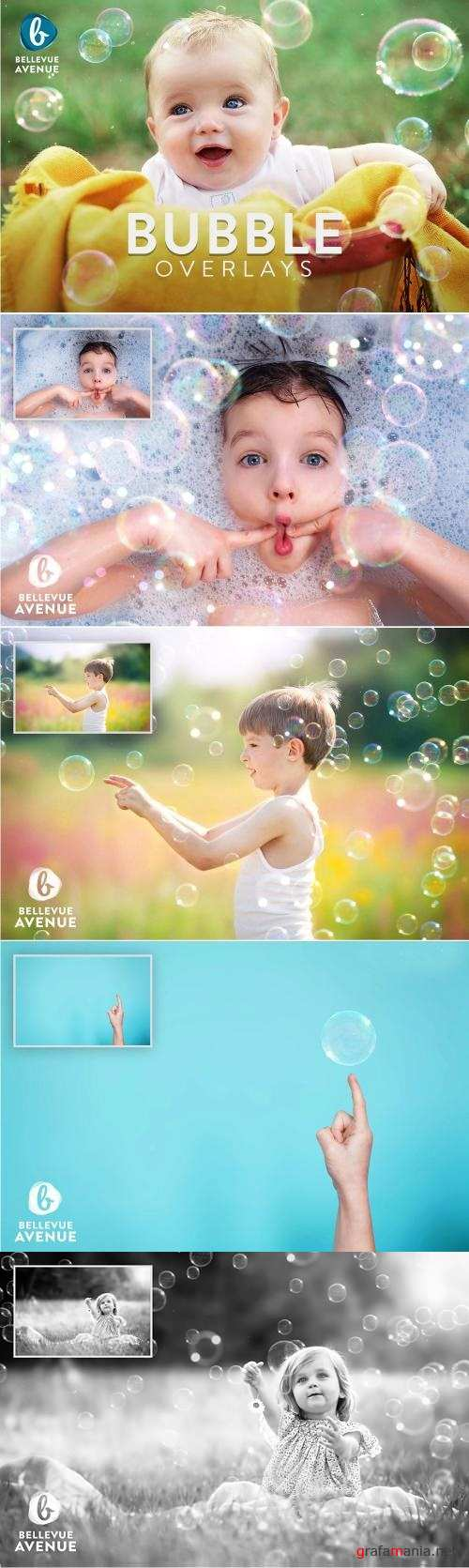 Bubble Overlays (Real) - 2294988
