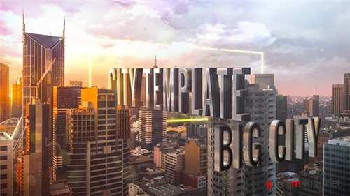 Titles of City - After Effects Project (Videohive)