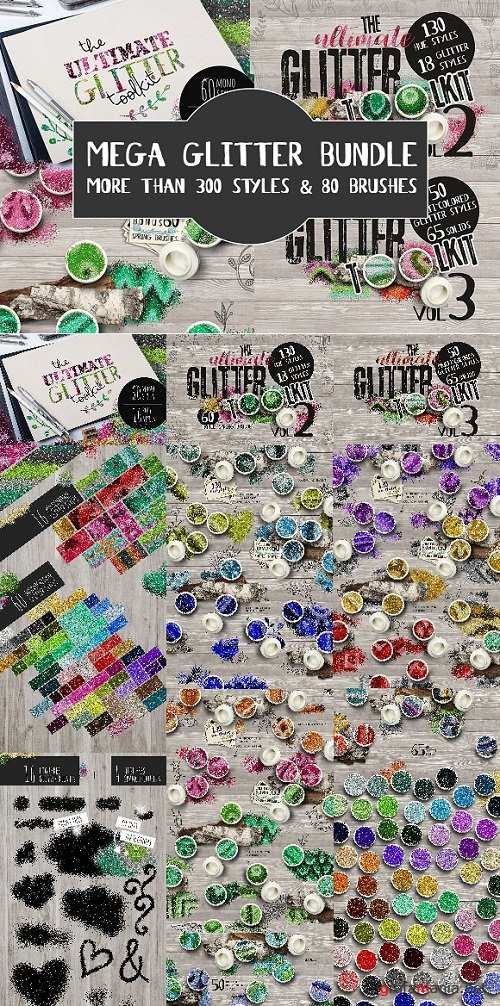 MEGA Glitter Bundle 2299928