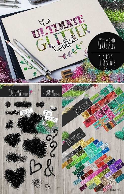 The Ultimate Glitter Toolkit for PS 1145980