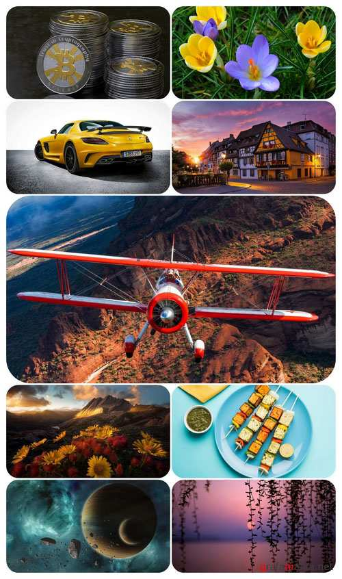 Beautiful Mixed Wallpapers Pack 703
