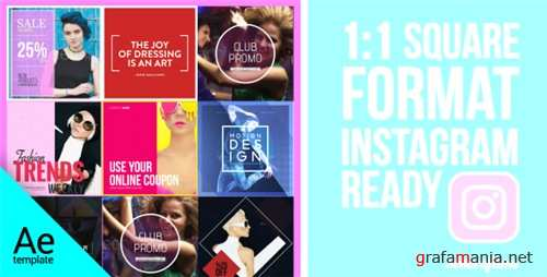 Instagram Toolkit - After Effects Project (Videohive)