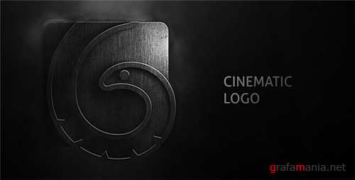 Cinematic Logo - After Effects Project (Videohive)