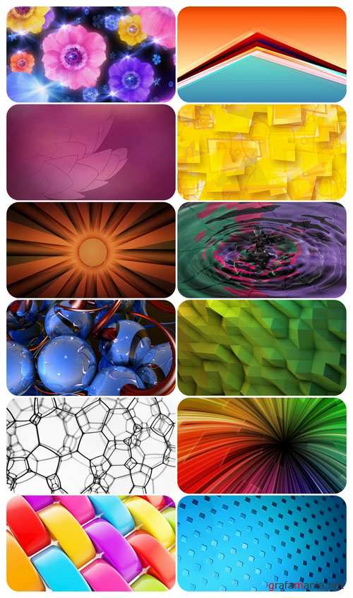 Wallpaper pack - Abstraction 20