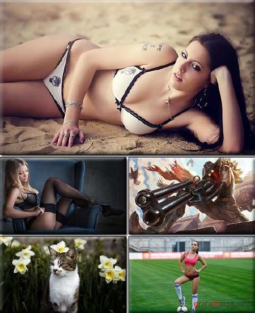 LIFEstyle News MiXture Images. Wallpapers Part (1378)