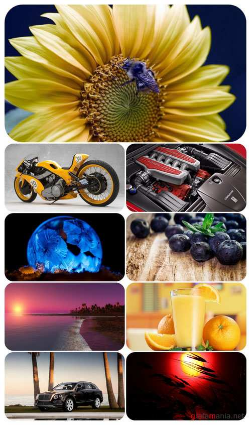 Beautiful Mixed Wallpapers Pack 729