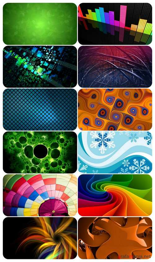 Wallpaper pack - Abstraction 21