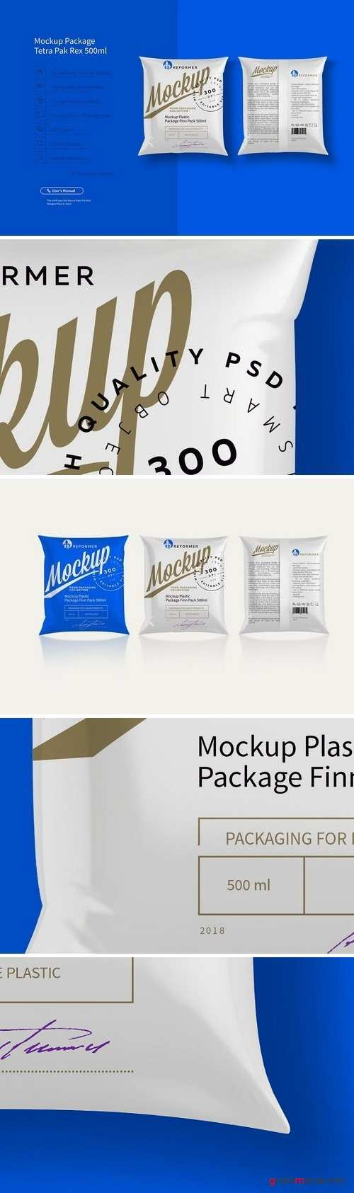 Mockup Package Finn Pack 500ml 2385536