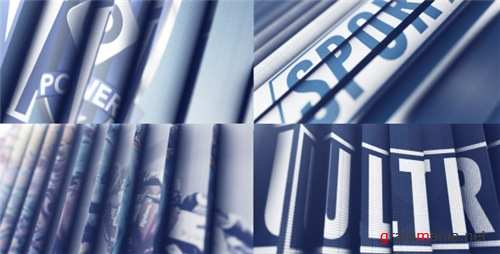 Dynamic Powerful Opener - After Effects Project (Videohive)