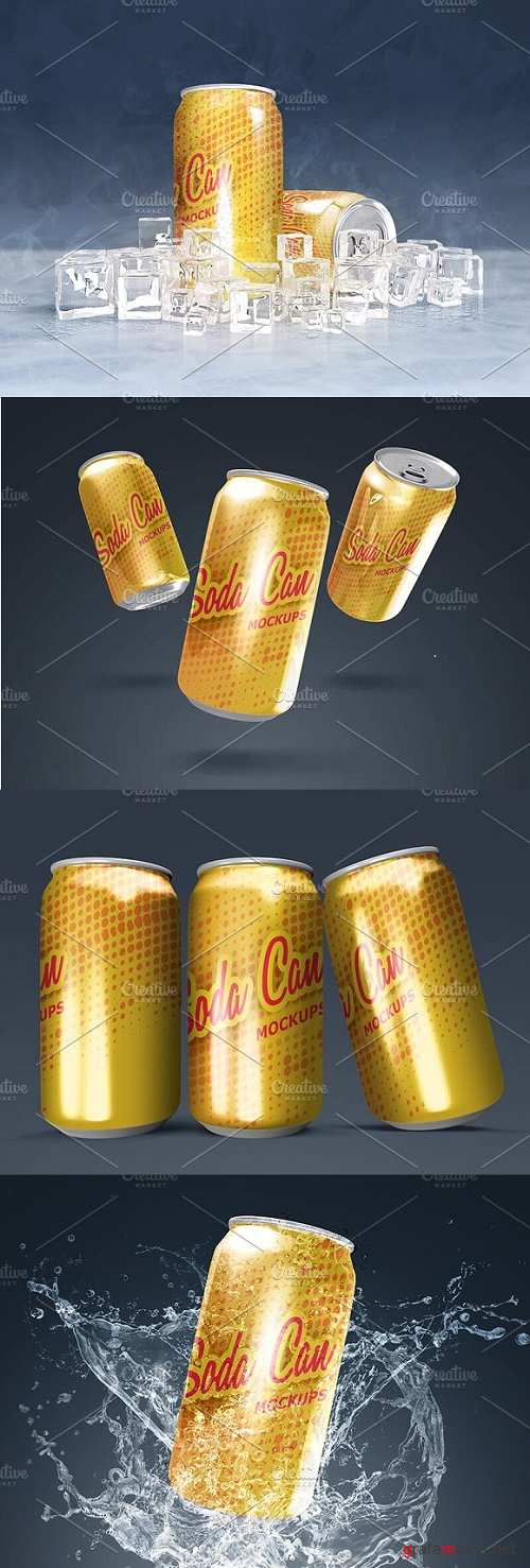 Soda Can Mock ups 1591165