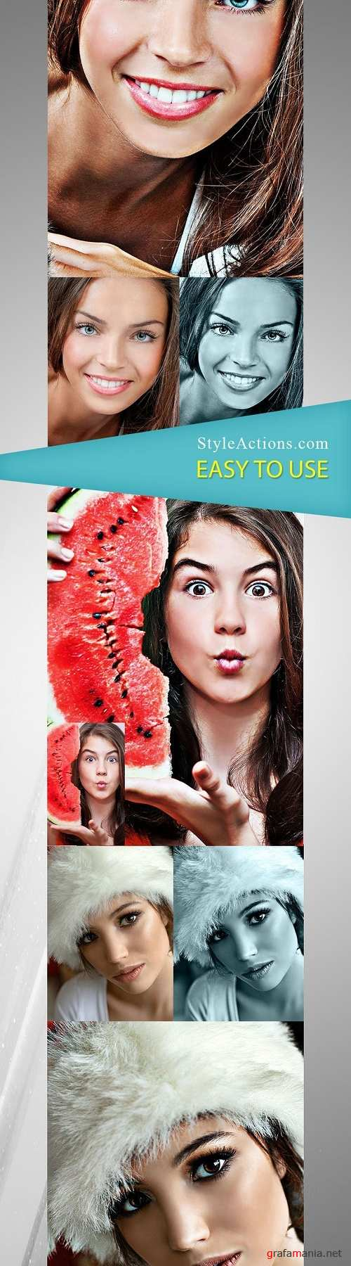 StyleActions - Retouch Photoshop Action