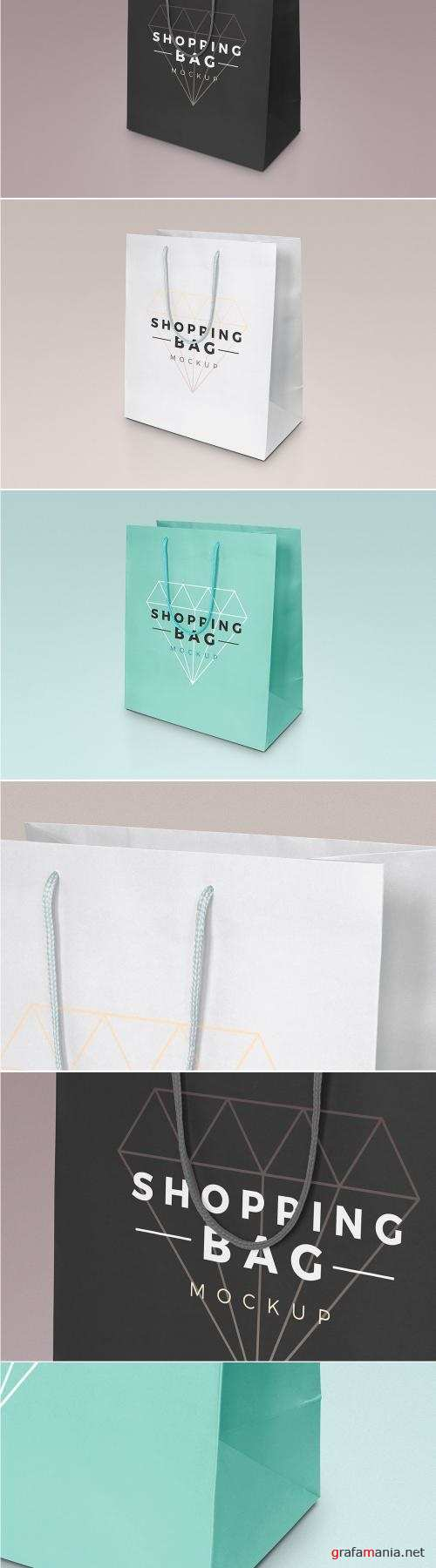 Shopping Bag Mockup - 2350263