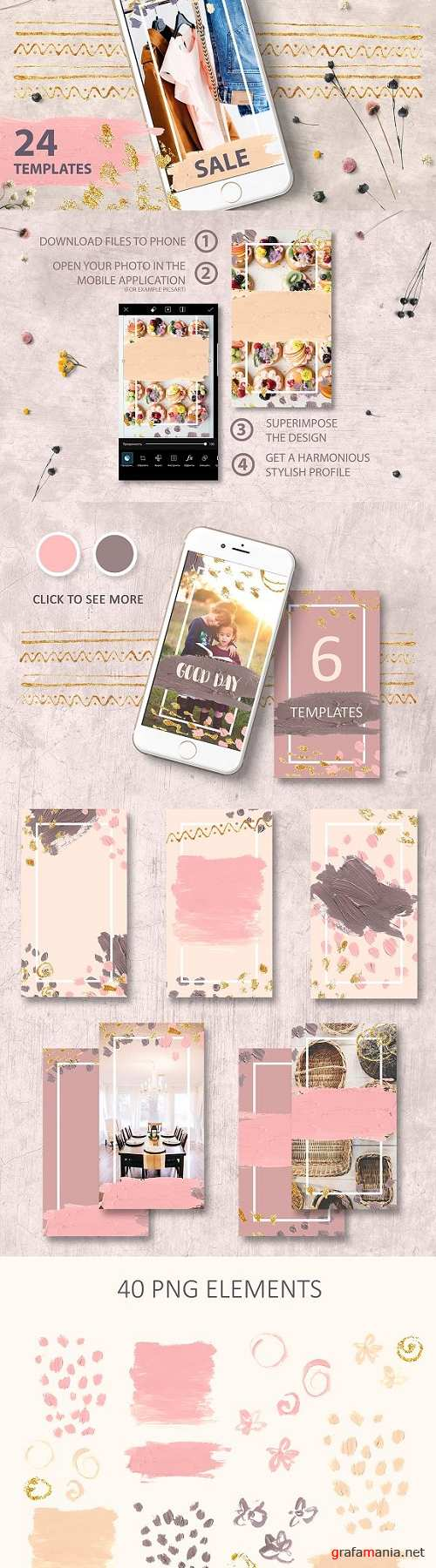 Instagram Stories Template - 2265493