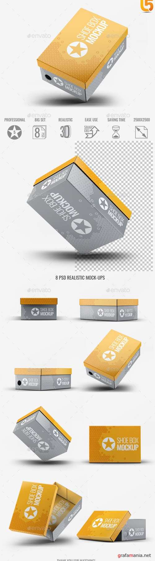 Milk or Juice Small Box Mock-Up - 21799404
