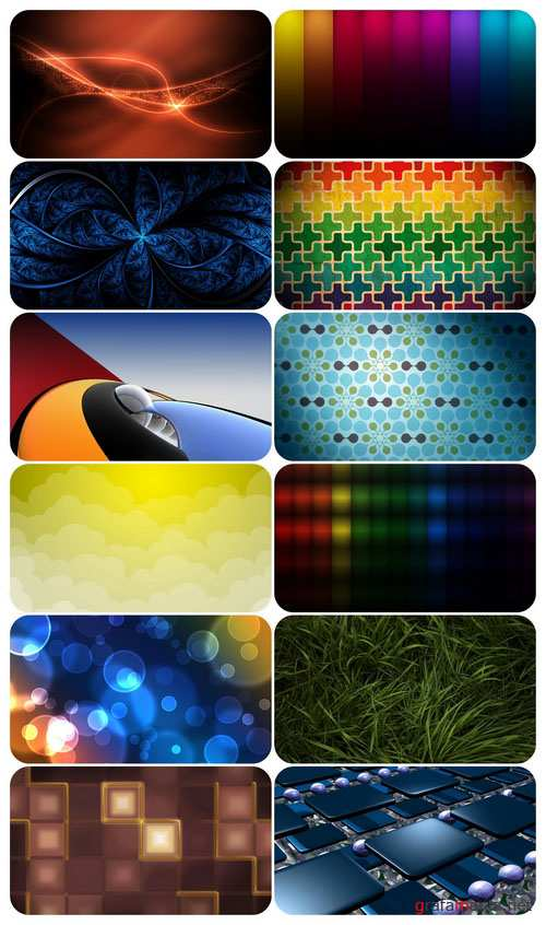 Wallpaper pack - Abstraction 25
