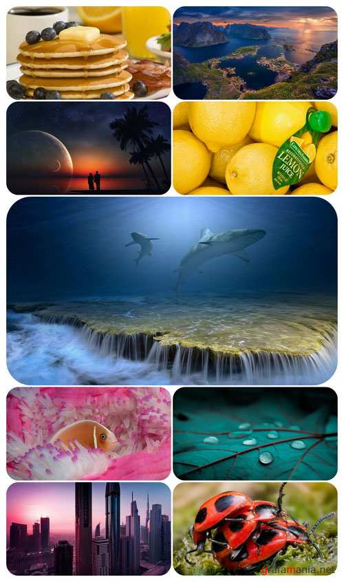 Beautiful Mixed Wallpapers Pack 740