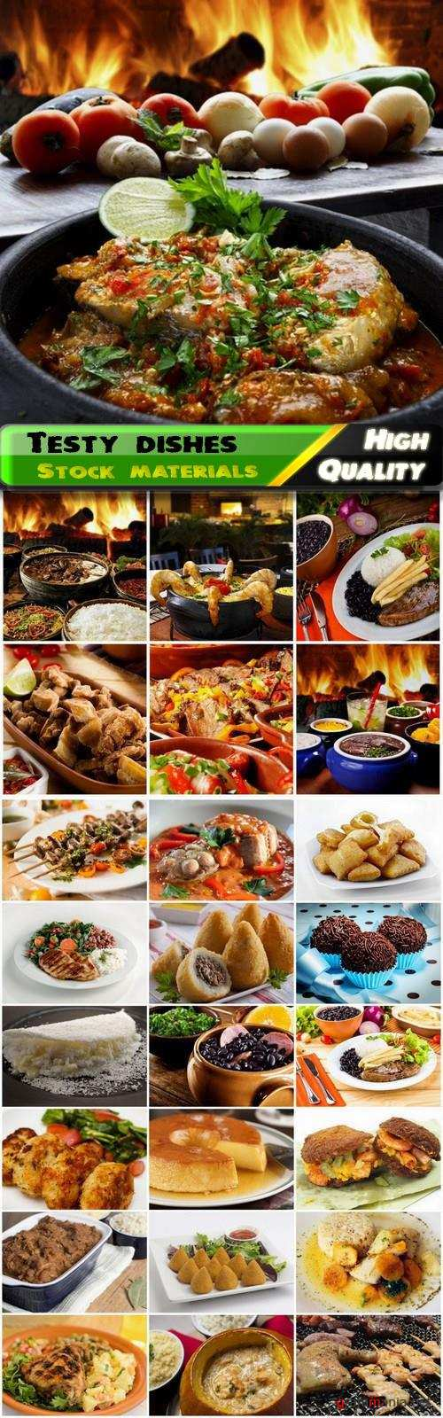 Tasty Indian and Brazilian dishes food 25 HQ Jpg
