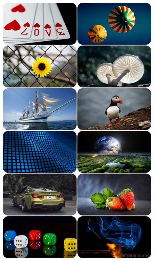 Beautiful Mixed Wallpapers Pack 742