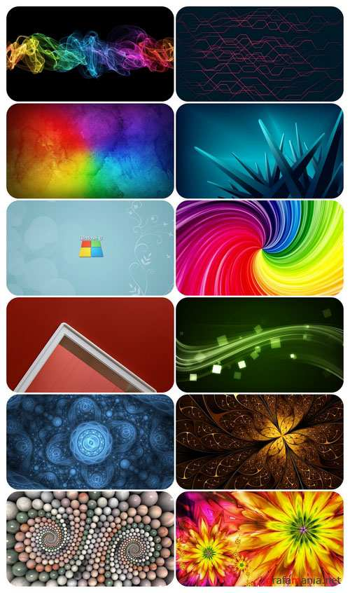 Wallpaper pack - Abstraction 26