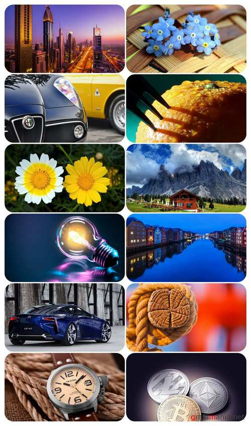 Beautiful Mixed Wallpapers Pack 743