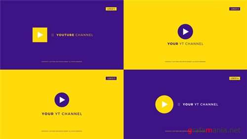 Logo Openers 19928694 - After Effects Project (Videohive)