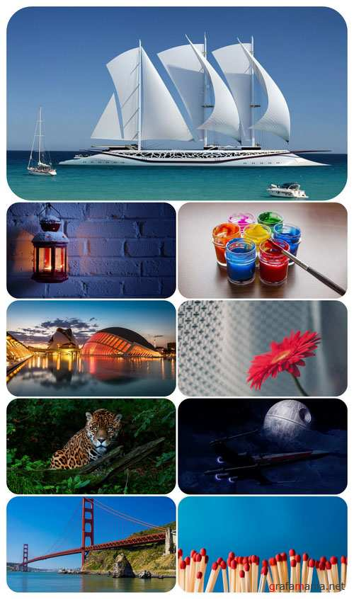 Beautiful Mixed Wallpapers Pack 747