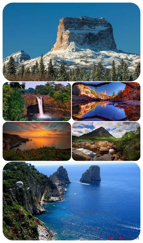 Most Wanted Nature Widescreen Wallpapers #501