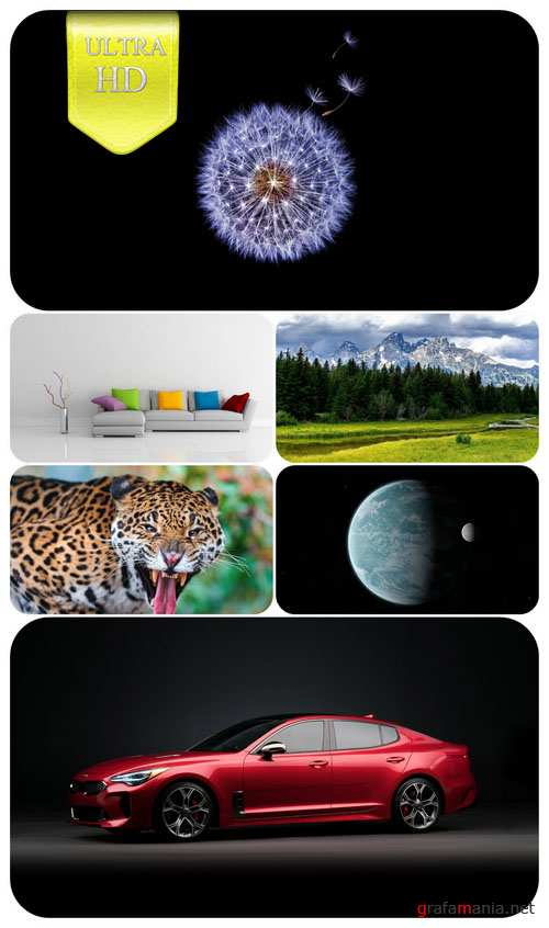 Ultra HD 3840x2160 Wallpaper Pack 285