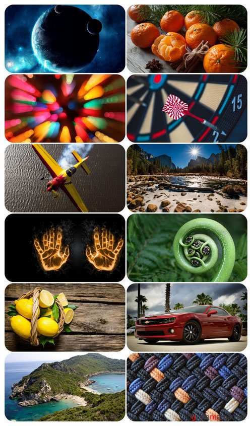 Beautiful Mixed Wallpapers Pack 754
