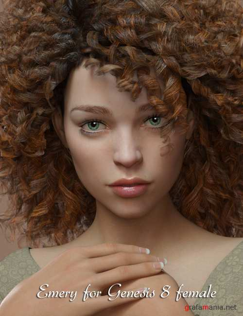 Emery for Genesis 8 Female