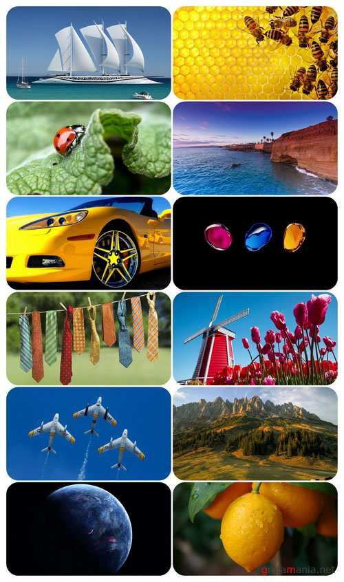 Beautiful Mixed Wallpapers Pack 756