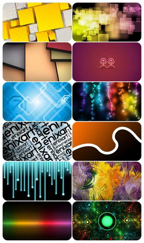 Wallpaper pack - Abstraction 28