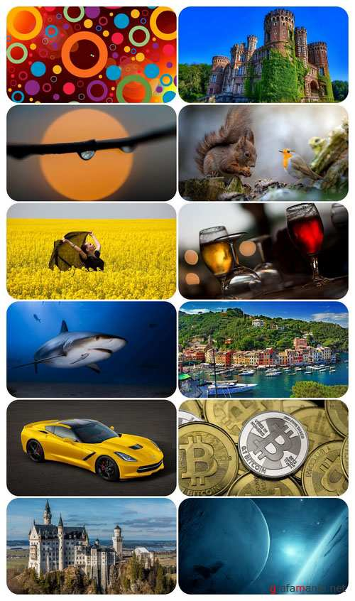 Beautiful Mixed Wallpapers Pack 757