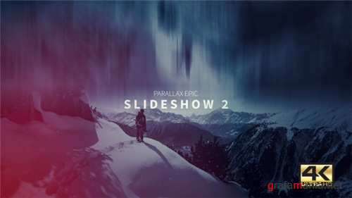 Parallax Epic Slideshow II - After Effects Project (Videohive)