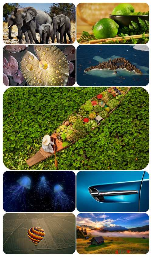 Beautiful Mixed Wallpapers Pack 758