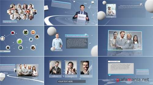 Clean & Simple Corporate Presentation - After Effects Project (Videohive)